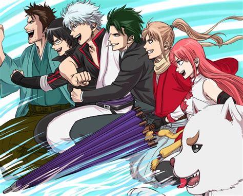 Gintama Ova By May Chan gintama silver soul image 1722911 zerochan anime