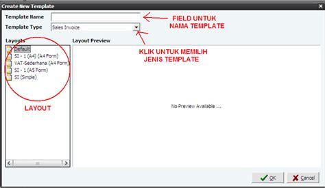 membuat email template membuat template baru di accurate accounting software