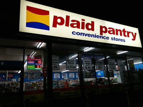 Plaid Pantry Near Me by Plaid Pantry Markets Convenience Stores 6440 Se 82nd Ave Lents Portland Or Phone Number