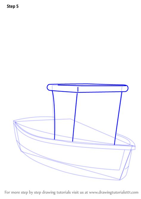 how to draw a army boat step by step step by step how to draw charlie jones boat from fireman