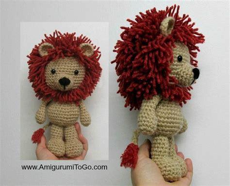 free crochet pattern amigurumi lion best 20 crochet lion ideas on pinterest crochet animals