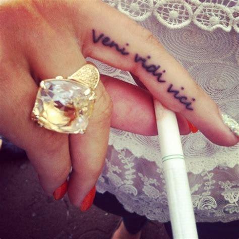 i came i saw i conquered tattoo 21 veni vidi vici meaning i came i saw i conquered 38