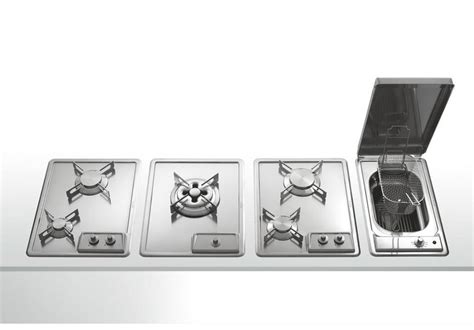 piani cottura da incasso piano cottura a gas a induzione da incasso in acciaio inox