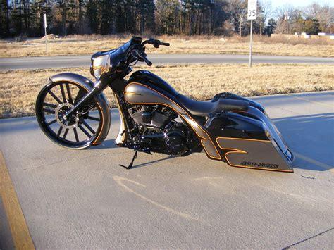 Harley Davidson Big Wheel 2008 custom harley davidson 30 big wheel bagger