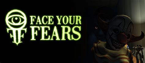 Faces Fearsand So Should You by Killer Clowns And More Announced In Creepy New Vr Title
