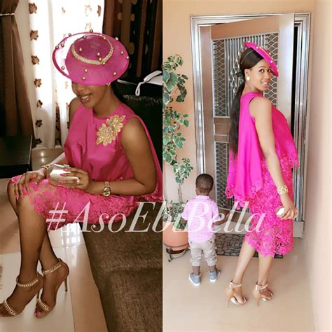 asoebi bella short gowns bellanaija weddings presents asoebibella vol 111