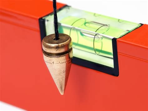 Plumb Bob Level by Plumb Bob How To Use A Plumb Bob Bob Vila