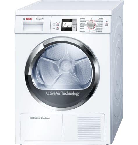 Einbau Waschmaschine Bosch by Der Bosch W 228 Rmepumpentrockner Wtw86562 Der Trockner Der