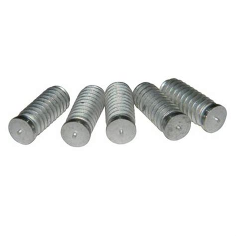 capacitor discharge studs non flanged capacitor discharge studs aluminum stud welding products inc