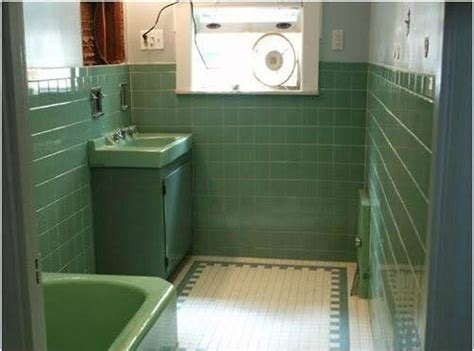 1950 bathroom tile 91 best green 1950 s bathrooms images on pinterest 1950s