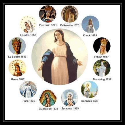 Imagenes De Virgenes Catolicas Y Sus Nombres | mariolatr 237 a el blog de dante episcopo 174