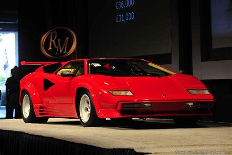 Power Wheels Lamborghini Countach 1985 1988 Lamborghini Countach Lp5000 Qv Lamborghini