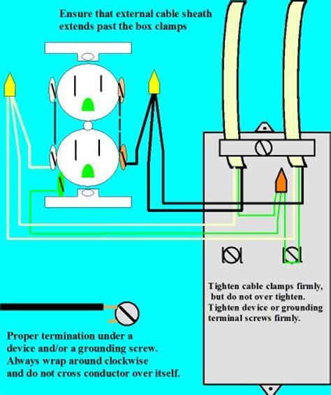 wiring diagram for 3 wire 220 volt outlet wiring free