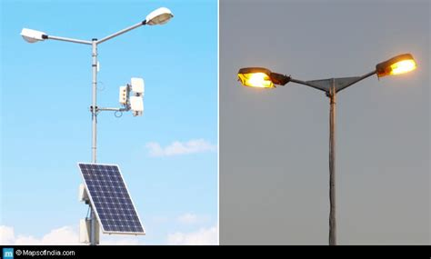Street Lighting In India And Need For Energy Efficient Solar Light In India