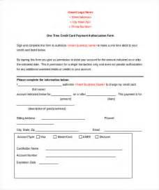 Credit Report Authorization Form Template by Credit Template 8 Free Word Pdf Eps Documents