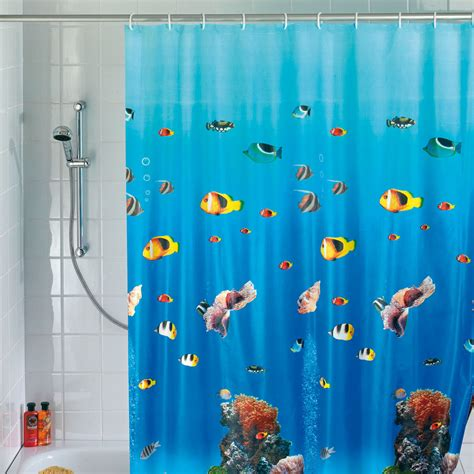 next home shower curtain wenko ocean shower curtain next day delivery wenko ocean