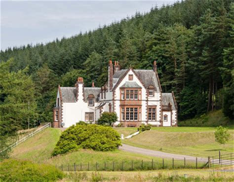 scottish edwardian country house country