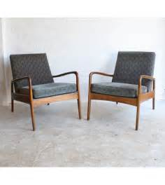 marvellous furniture company mid century modern armchairs