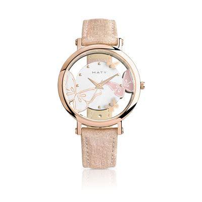 montre femme acier bracelet cuir femme montres maty