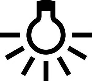 free vector graphic l pear light bulb light free