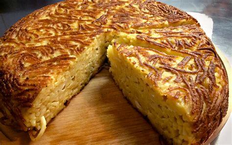 ricette di cucina napoletana ricetta frittata di pasta una specialit 224 tutta cana