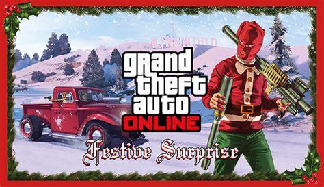 gta  christmas dlc update  dlc cars snowball fights