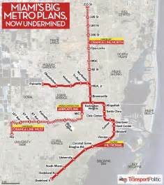 Miami Metro Rail Map by New Construction Homes Condos Miami Dade County New