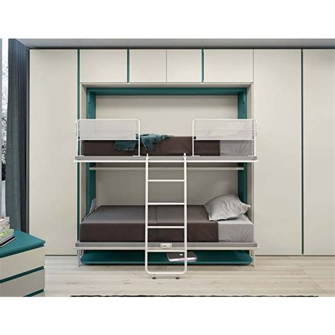 Murphy Bunk Beds by Yori Up Murphy Bunk Bed With Desk Clever It
