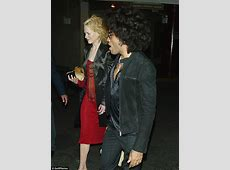 Nicole Kidman grins as she runs into ex-flame Lenny ... Reese Witherspoon Ex Husband