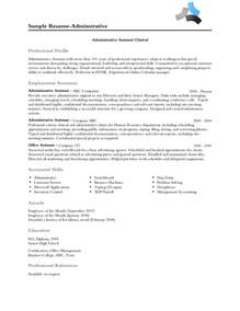 Resume Sample Profile by The Resume Professional Profile Examples Recentresumes Com