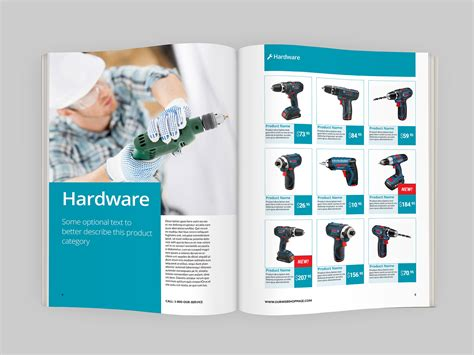 product brochure product catalog id6 brochure templates