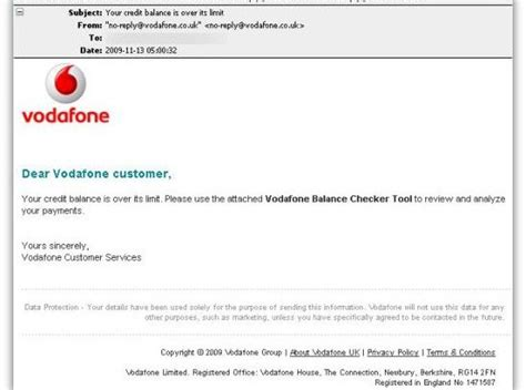 vodafone up letter vodafone email gallery cv letter and format