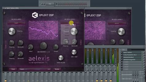 tutorial drum and bass eplex7 dsp aelexis liquid drum and bass chillstep
