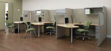 Office Cubicles Office Cubicles Vs Modular Workstations Furniture Gallery