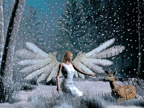 wallpaper christmas angel free christmas desktop wallpaper christmas angel wallpapers