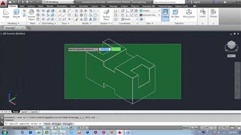 tutorial autocad mechanical 2015 autocad 3d mechanical modeling tutorial 2 youtube