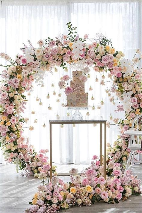 The Biggest Wedding Trends 2019   Wedding decor   Lebanese