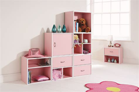 bedroom storage systems kids bedroom storage cube system pink shelving system 1