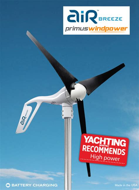 boat wind turbine air breeze marine wind turbine generator boat caravan