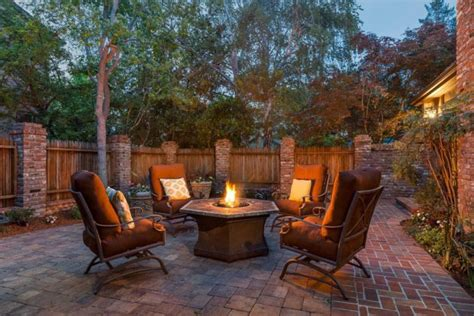 excellent ideas  beautify  patio  bricks