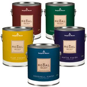 benjamin more paint benjamin moore regal select is back