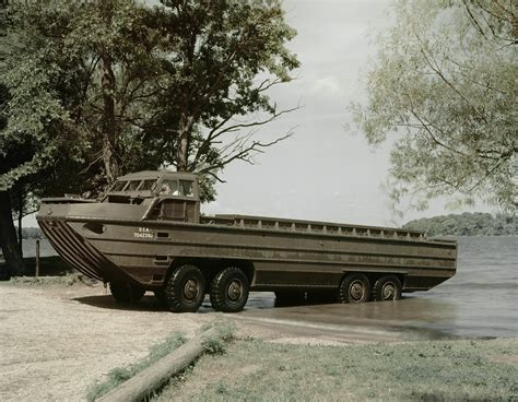 wwii duck boats for sale brief history of the gmc quot duck quot the news wheel