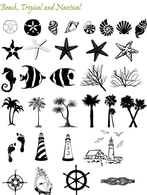 small nautical tattoos graphic themes and nautical textstyle designs