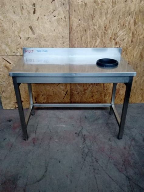 tavolo usato tavolo inox usato