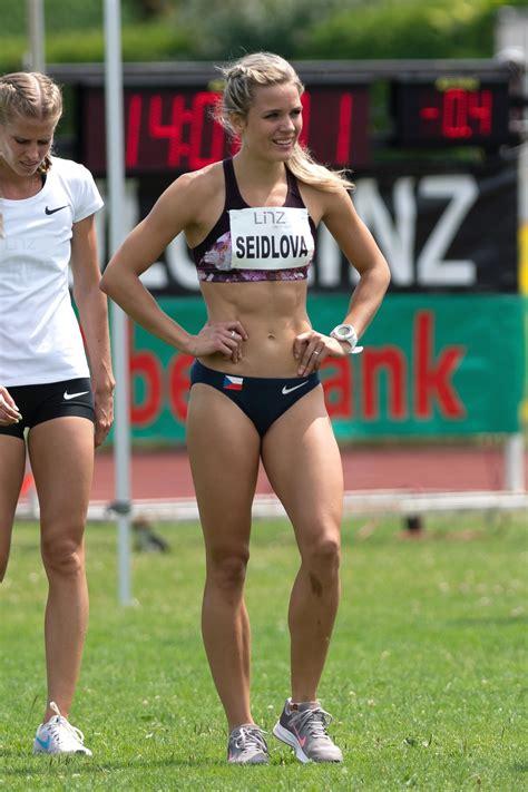 zdenka seidlova czech republic  linz le olympic