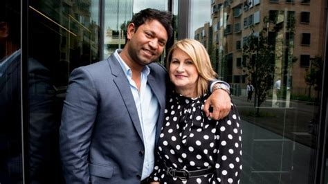 Saroo Brierley Wife | on lion s opening day the man behind the story saroo