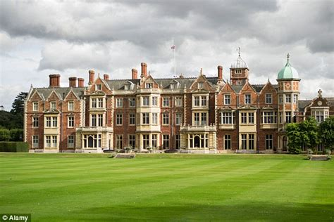 sandringham estate in norfolk queen could lose 163 1million per year in royal finances because of brexit daily mail online