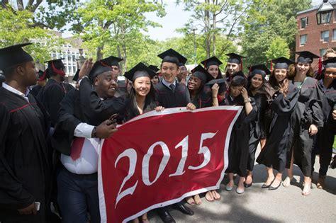 Harvard Mba Graduation 2015 by Harvard Year In Pictures 2014 2015 Harvard