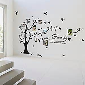 Amazon Wall Sticker Amazon Com Family Tree Birdwall Sticker Wall Decor