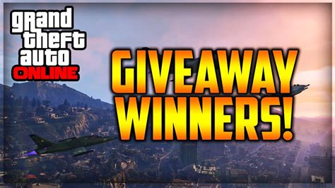 Gta 5 Giveaway - gta 5 account giveaway winner youtube